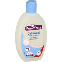 Baby - Crème lavante corps et cheveux