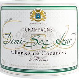 Champagne demi-sec Azur