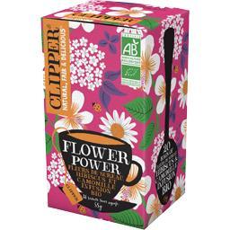 Infusion Flower Power sureau hibiscus & camomille BI...