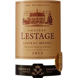 Listrac-Médoc cru bourgeois, vin rouge