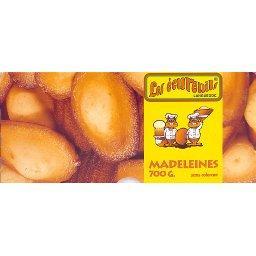 Madeleines,ECUREUILS DU LANGUEDOC,la boite de 31 - 570 g