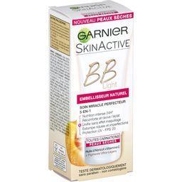 Garnier BB Crème Skin Active 5 en 1 Spécial Light Embellisseur Peaux Sèches Naturel 50 ml