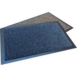 Tapis anti poussière 40x60 cm coloris assortis