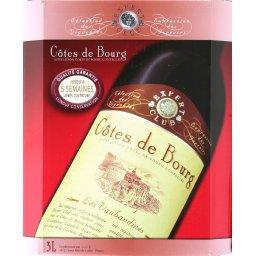 Côtes de Bourg Les Vaubandines