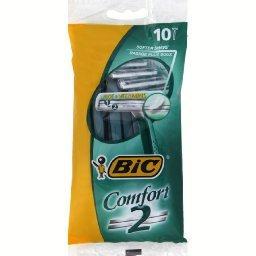 Rasoir jetable Comfort 2 lames
