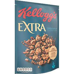 Kellogg's Extra - Céréales pépites Crunchy Muesli chocolat au ...