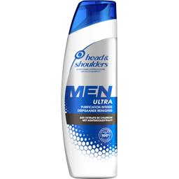 shampooing men ultra purification intense