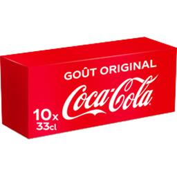 Coca Cola Soda au cola