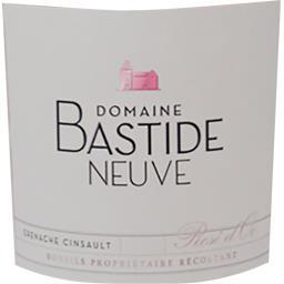 Vin de Pays d'Oc Bastide Neuve, vin rosé