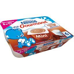 P'tit Gourmand - Mini dessert saveur chocolat au lai...