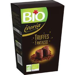 Bio Ivoria Truffes fantaisie BIO la boite de 250 g