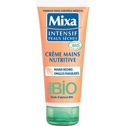 Intensif Peaux Sèches - Crème mains nutritive huile d'abricot BIO