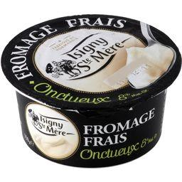 Fromage frais onctueux 8% MG