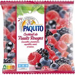 Mélange de fruits rouges, cassis, groseilles, griottes, mûres, myrtilles, framboises, le paquet,ADÉLIE,