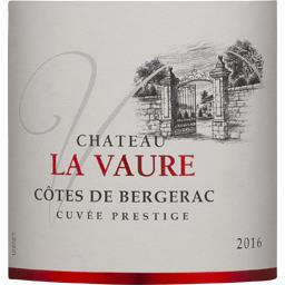 Côtes de Bergerac, vin rouge