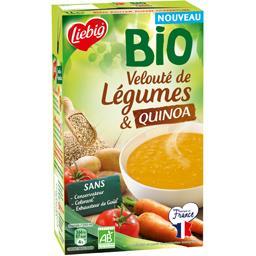 BIO - Velouté de légumes & quinoa BIO