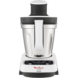 Robot cuiseur Volupta 3 L 1000W, blanc