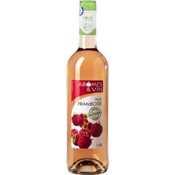 Framboise Arômes et vins,  vin rosé