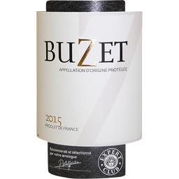 Buzet, vin rouge