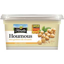 Houmous aux graines de sésame