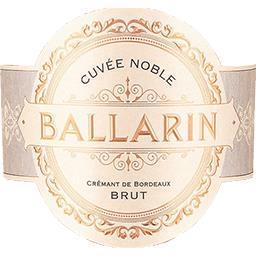 Crémant de Bordeaux rosé brut cuvée noble