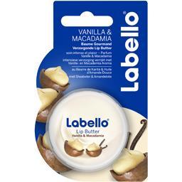 Baume gourmand vanilla & macadamia