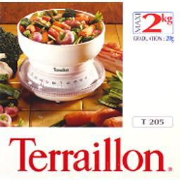 Balance culinaire T205, 2 kg/20 g