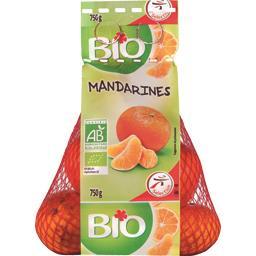 Mandarines BIO