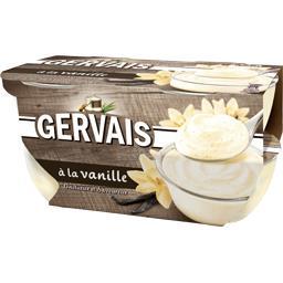 Spécialité laitière à la vanille