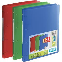 Classeurs cahiers 21x29,7 school life