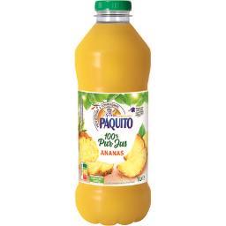 100% Pur Jus - Jus d'ananas