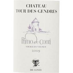 Côtes de bergerac, 2009, vin rouge