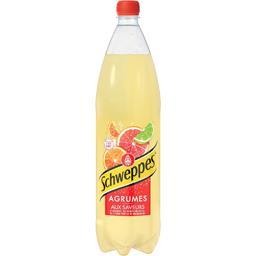 Schweppes Soda Agrum' aux saveurs de 4 agrumes