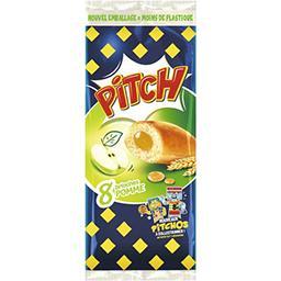 Pitch - Brioches pomme