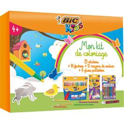 Kids - Kit de coloriage