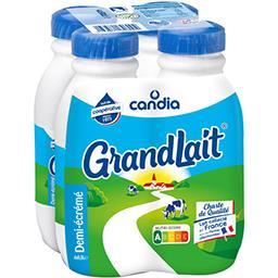 Grandlait - Lait demi-écrémé stérilisé U.H.T.