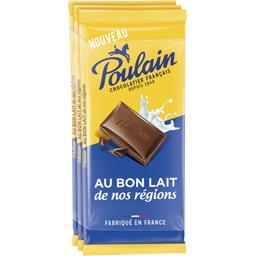 Chocolat au bon lait de nos régions