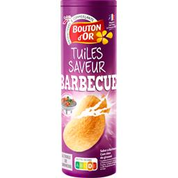 Tuiles saveur Barbecue