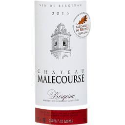 Bergerac 2015, vin rouge