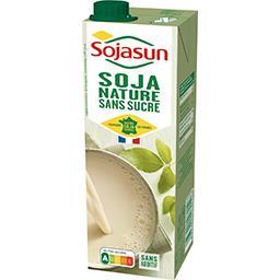 Boisson de soja nature sans sucres