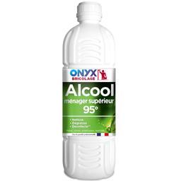 Alcool ménager supérieur 95°