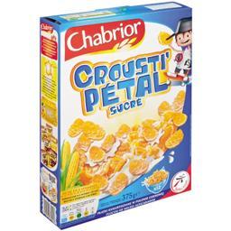Céréales Crousti'Pétal glacés au sucre