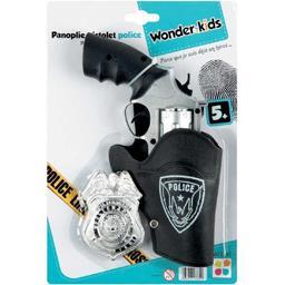 Set policier 3 pièces