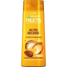 Garnier Fructis Shampooing Nutri Beurre cheveux très secs, frisés