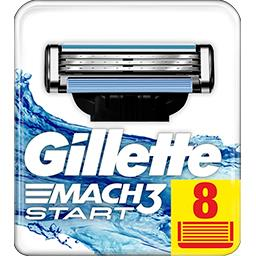 Mach 3 - Lames de rasoir