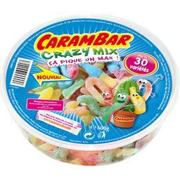 Assortiment bonbons Crazy Mix