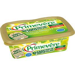 Margarine sans huile de palme doux