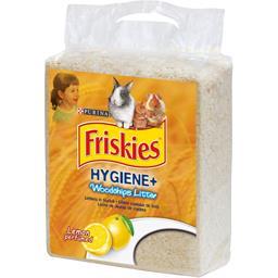 Hygiene+ - Litière de copeaux de bois parfum citron