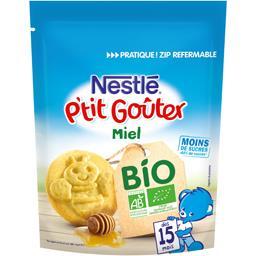 P'tit Goûter - Biscuit miel BIO, dès 15 mois