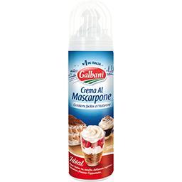 Crème à la mascarpone